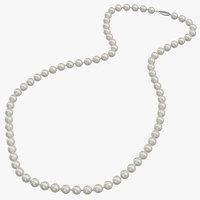 obj pearl necklace