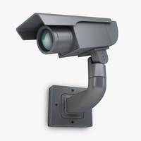 3d wireless security camera
