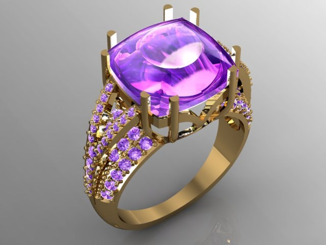 3ds stl ring 2