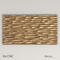 Seamless 3D model Wall 3D panel | Pn_007