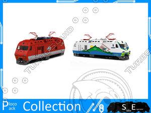 3d model ds3 electric