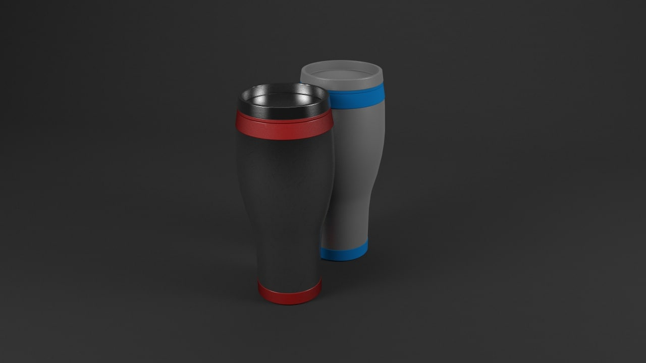 thermo cup 3d 3ds