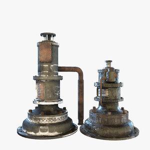 max industrial pump games