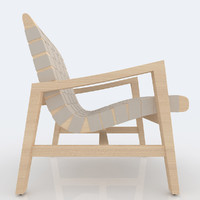 Modern Risom Chair