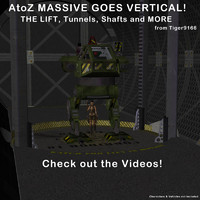 AtoZ Massive Goes Vertical v1