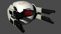 Military Drone sci fi