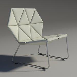 antibodi chair design 3d max