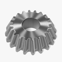 blend gear wheel