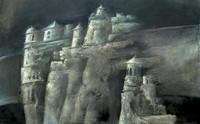Stone castle image