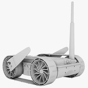 irobot 110 firstlook 3d model