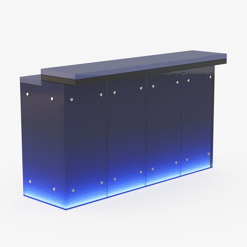 3ds max bar counter