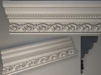 Cornice molding