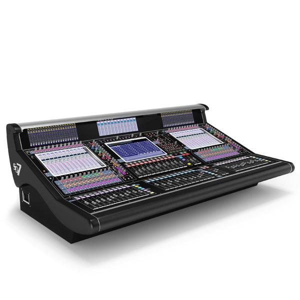 professional digital mixing consoles max