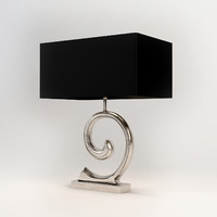 3d eichholtz la mode table lamp model