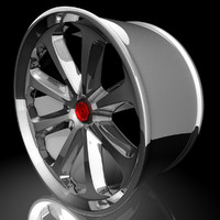 wheels vienos c4d