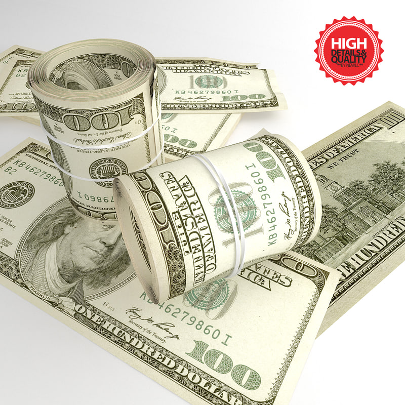 3d model bill dollard