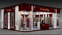 Exhibition Stand 6x7