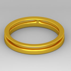 simple ring 3ds free