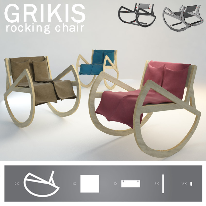 dxf chair design blanket