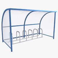 max bike shelter
