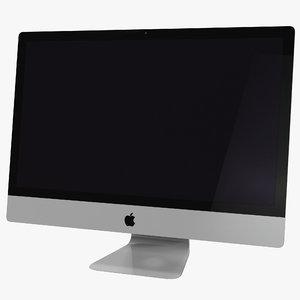 3d apple imac 21 5 inch