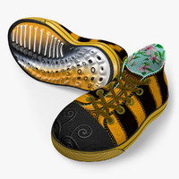 3d sneakers unique imaginary
