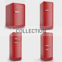 SMEG Refrigerator Collection