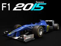 Sauber C34 2015