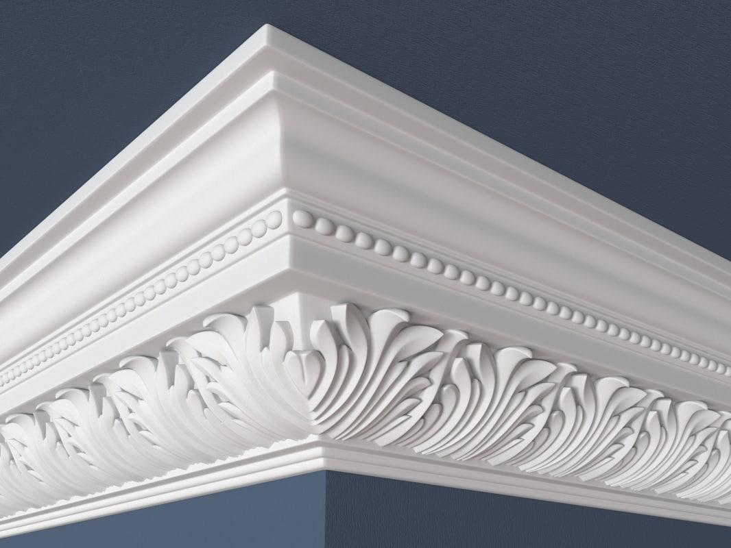 3d decorative molding