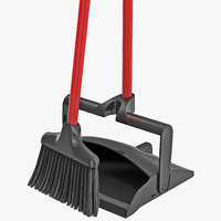 Libman Broom and Dustpan Set