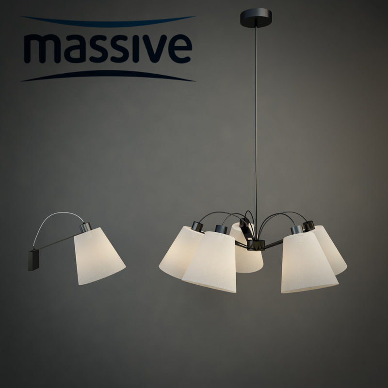 max massive lamp