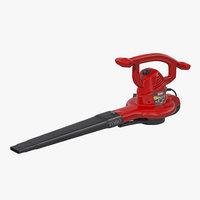 electric leaf blower toro 3d max