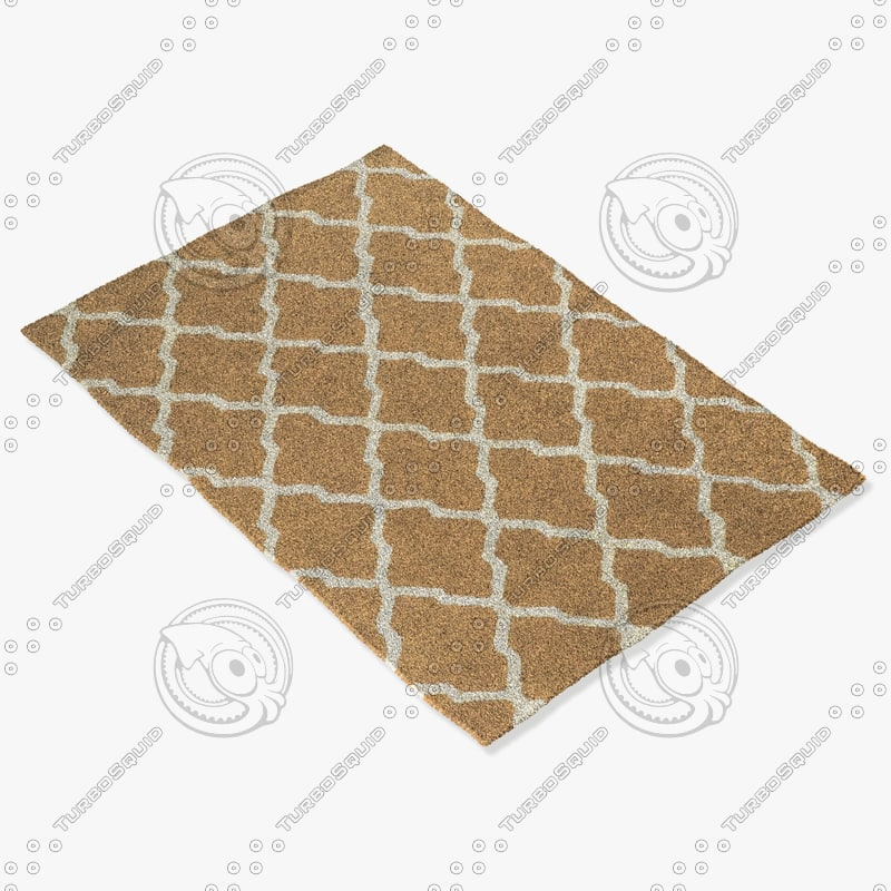 3d max rizzy home rugs multi-colored