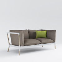 grotto sofa 3d max