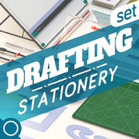 DRAFTING SET