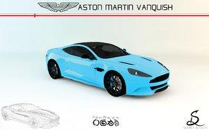3ds aston martin vanquish