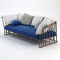 3d roberti sofa model