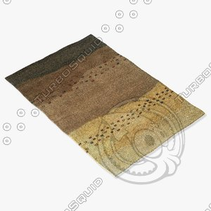 3dsmax rizzy home rugs multi-colored