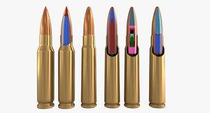 cartridges cutaway obj