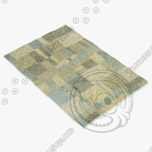 3d rizzy home rugs multi-colored