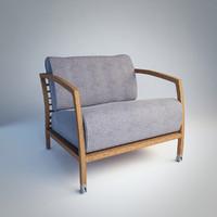 3d designer chair malena jon