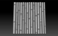 bamboo 3D panel
