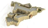 morro castle castillo del 3d model