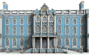 c4d palace pushkin st