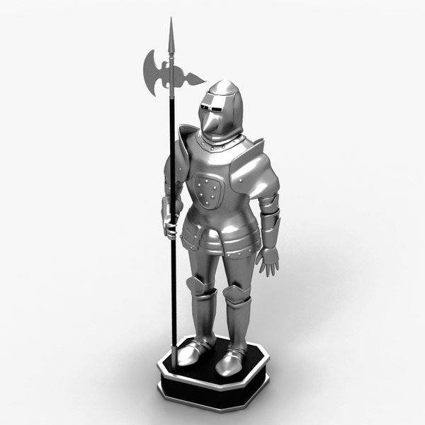 medieval armor max