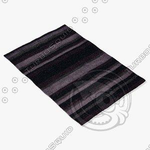 chandra rugs ami-30500 3d max