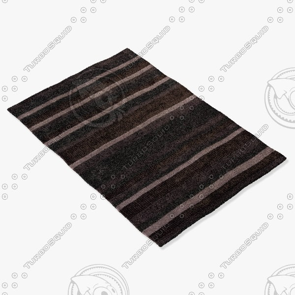 3d model chandra rugs ami-30501