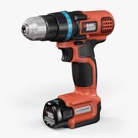 Black & Decker EGBL108K cordless drill & screwdriver