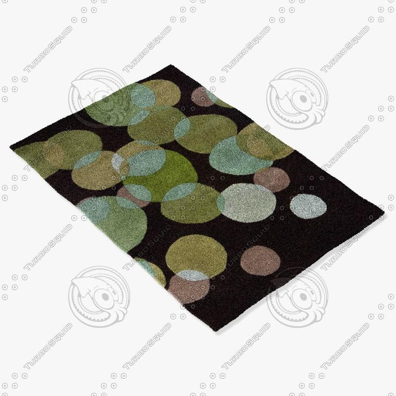 3d chandra rugs avl-6108