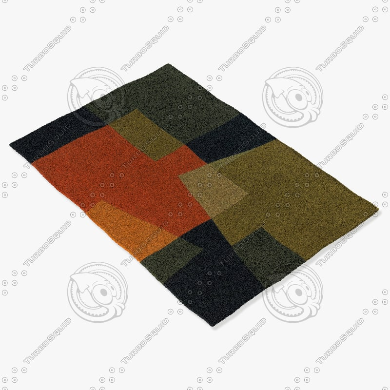 3d chandra rugs ben-3014